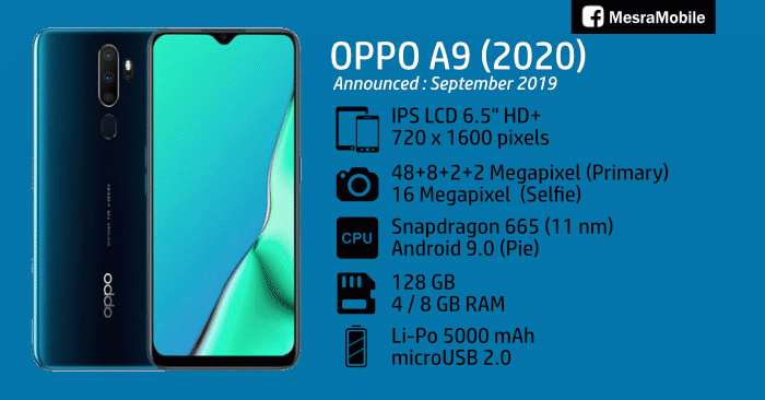 Oppo A9 2020 Review: Features You May Not Know